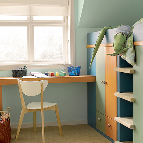 Children's Bedroom & Nursery Colours