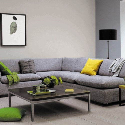 Living Room Colour Trends - Inspiration By Room
